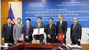 Viet Nam, West Virginia bolster bilateral co-operation