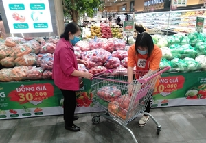 AEON Vietnam support the consumption of Hai Duong agricultural products