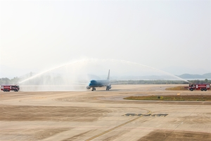 Vietnam Airlines to resume flights to Van Don Airport on March 3