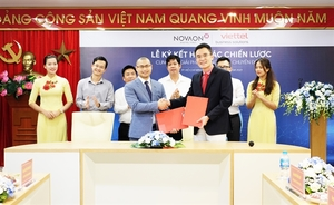 NOVAON and Viettel Solutions co-operate for digital transformation