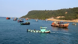 Kien Giang keen to become sea-based economic powerhouse by 2025