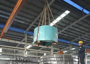 Hoa Phat to export over 2,000 tonnes of PC Strand to US