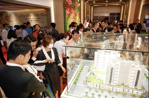 Phu My Hung unveils new apartment project