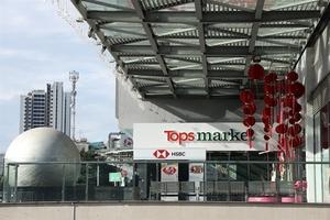 Big C in Viet Nam gradually becoming GO!, Tops Market