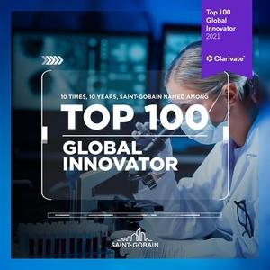 Saint-Gobain named top 100 creative business