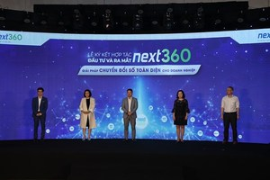 NextPay launchesNext360 to help small firms promote digital transformation