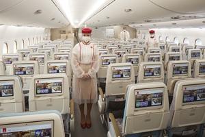 Emirates to operate special flight, marking UAE vaccination milestone