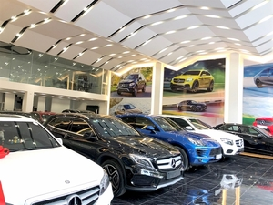 Car imports accelerate in March