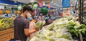 Co.opmart supermarkets offer big discounts on heat-relief products
