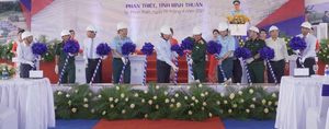 Work begins on military-civilian Phan Thiet airport