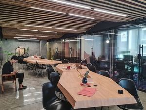 Toong brings new concept of working space in hotel to HCM City