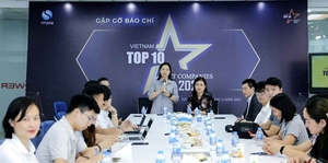 Voting of Viet Nam's top 10 ICT businesses 2021 launched