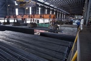 Construction material prices recover along with economy post-COVID