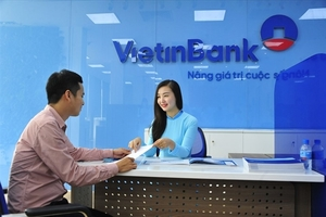 Vietinbank approved to increase charter capital through paying dividends