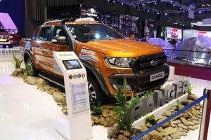 Ford Vietnam to launch locally assembled pickup truck
