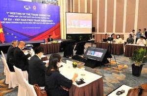 Viet Nam, EU review bilateral trade deal implementation