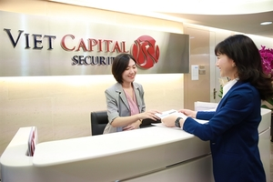 Viet Capital Securities profitsreaches $37.7 million in H1, meeting 69% of the year's target