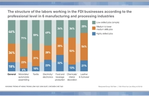 VN workforce skills to rise commensurate with FDI inflows: analysts