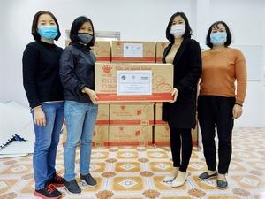Mondelez Kinh Do donates VND3b to national vaccine fund