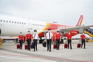Vietjet offers millions of cheaptickets for flights from Ha Noi
