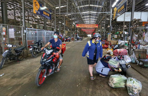 City assures supply of essential goods to remain normal despite wholesale markets closure