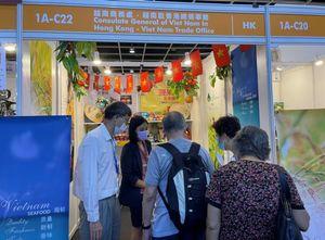 Viet Nam introduces products at Hong Kong Food Expo 2021