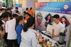 Techfest Hai Phong 2021 slated for September