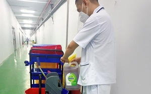 Reckitt donates disinfectant to Covid field hospitals