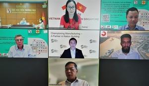 Vietnamese, Singaporean firms tap FTAs with EU, UK to expand cooperation