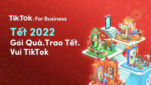 TikTok introduces solution package for Tet