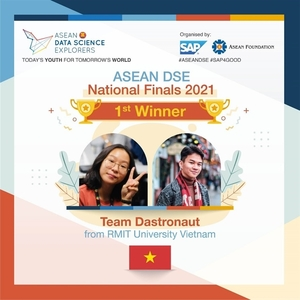 ASEAN Foundation and SAP announce National Champions for Viet Nam