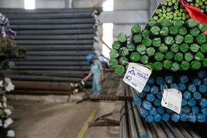 Hoa Phat's steel sales posts16% increase in 8 months