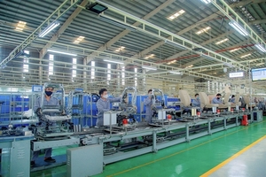 Viet Nam's automobile supporting industry remains underdeveloped