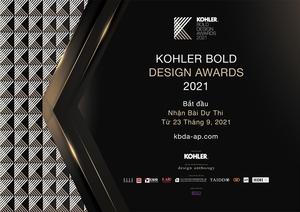 KOHLER Bold Design Awards Asia Pacific opens for entries