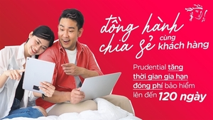 Prudential extends premium payment grace period to 120 days