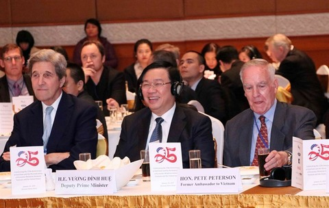 25th anniversary of peaceful US-VN relations