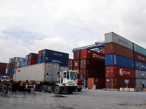 HCM City lacks licensed truck, container yards
