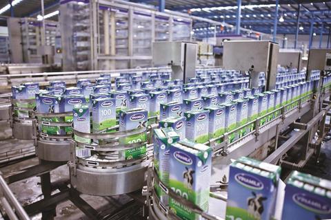 Singapore investor acquires 10% Vinamilk stake