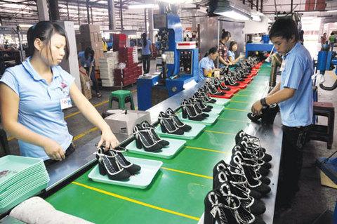 2011-16: VN gains almost $60b in footwear export