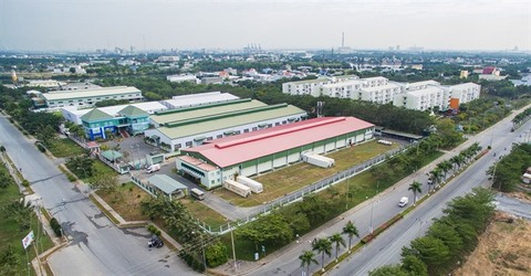 Industrial parks ready to take off
