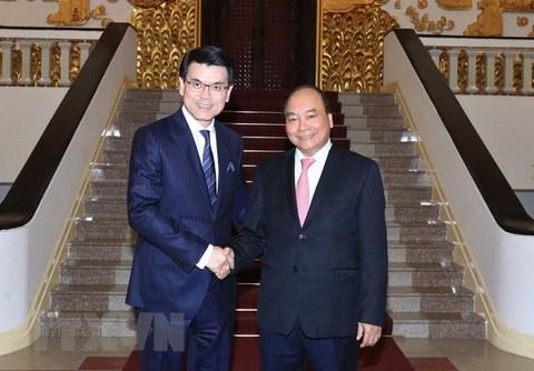 VN expects more Hong Kong trade
