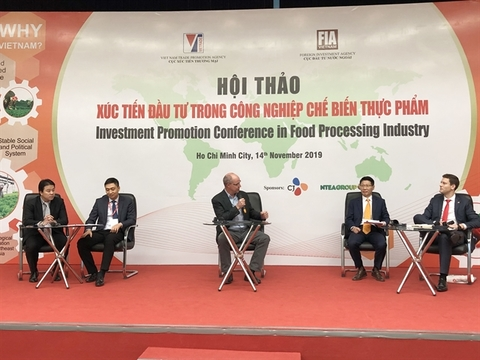 VN food processing industry offers excellent investment opportunity