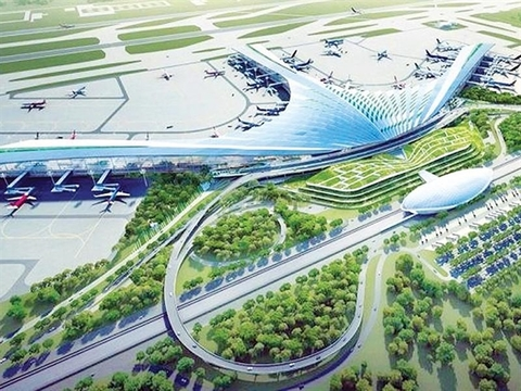 Work on Long Thanh international airport starts next month