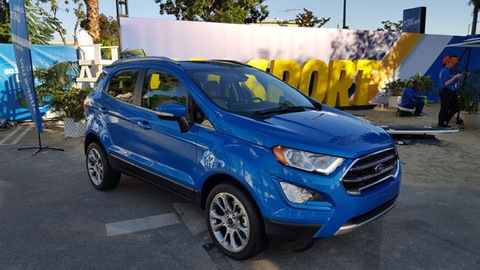Ford continues to achieve record sales in VN, ASEAN