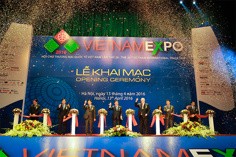 Vietnam Expo 2017 to be held in April