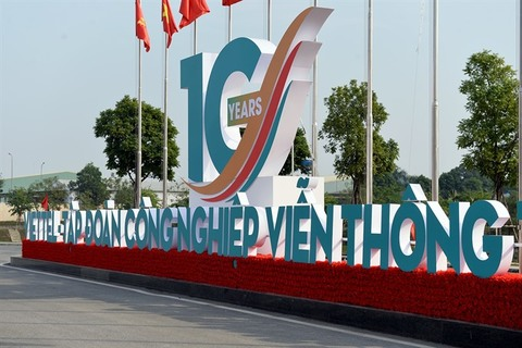 Viettel renamed Military Industry and Telecoms Group