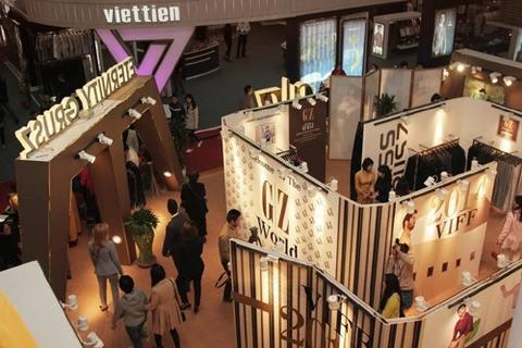 В Ханое прошла выставка моды «International Fashion Fair 2018»