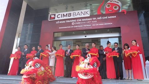CIMB Bank launches mobile banking app