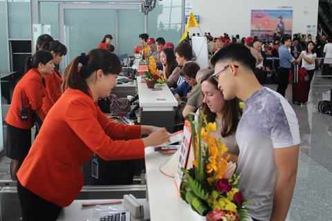 Jetstar offers promotional ticket prices on Tet eve