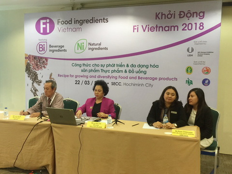 HCM City to host food ingredients expo
